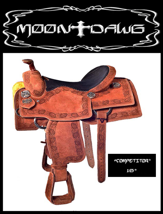 Moon Dawg Saddles The Competitor