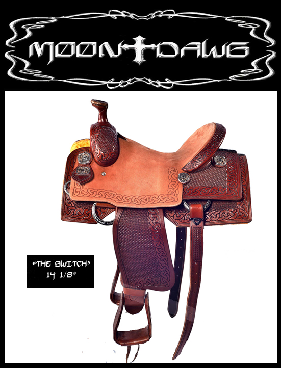Moon Dawg Saddles The Switch
