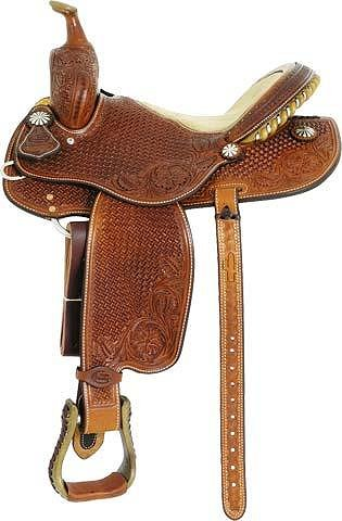 Cactus Barrel Racing Saddle
